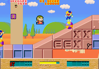 Alex Kidd: The Lost Stars (set 1, FD1089A 317-unknown)