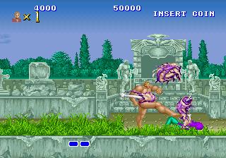 Altered Beast (set 8, 8751 317-0078)