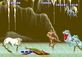 Altered Beast (set 2, MC-8123B 317-0066)