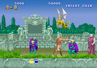 Altered Beast (set 6, 8751 317-0076)