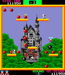 Bomb Jack (set 1)