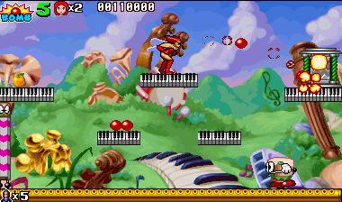 Bomb Kick (set 1)
