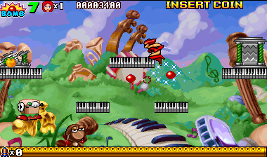 Bomb Kick (set 2)