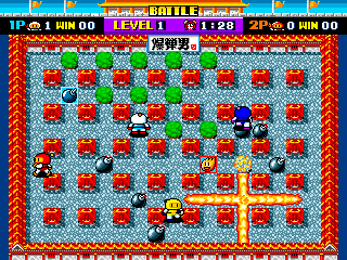 Bomber Man (Japan)