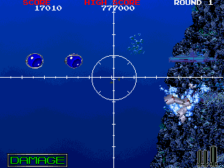Battle Shark (Japan)