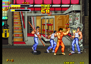 Play Arcade Burning Fight (NGH-018)(US) Online in your browser -  RetroGames.cc