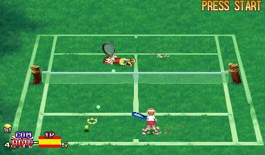 Capcom Sports Club (970722 Japan, Rent version)