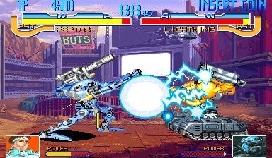 Cyberbots - fullmetal madness (950420 Japan)