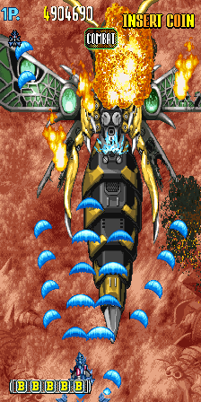 Bee Storm - DoDonPachi II (V101, Korea)