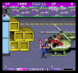 Double Dragon II - The Revenge (US)