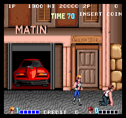 Double Dragon (bootleg with M6803) [Bootleg]