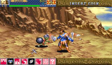 Dungeons & Dragons - shadow over mystara (960619 Euro)