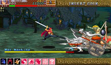 Dungeons & Dragons - shadow over mystara (960619 USA Phoenix Edition) [Bootleg]