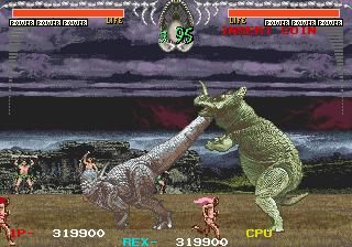 Dino Rex (World)