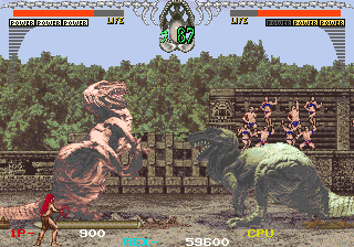 Dino Rex (US)