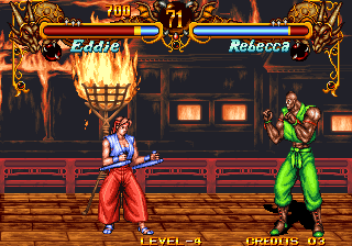 Play Arcade Double Dragon Neo Geo Online In Your Browser