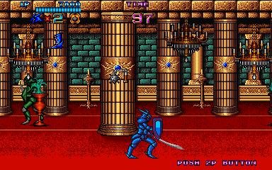 Dragon Unit / Castle of Dragon