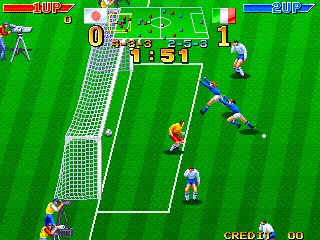 Dream Soccer '94 (Japan)