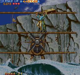 The Cliffhanger - Edward Randy (World ver 2)