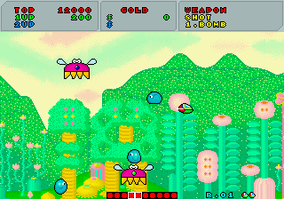 Fantasy Zone (Rev A, unprotected)