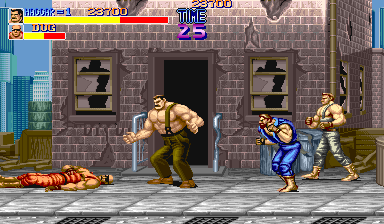 Final Fight (World, set 1)