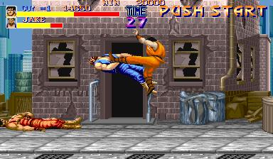 Final Fight (Japan)