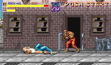 Final Fight (900305 Japan)