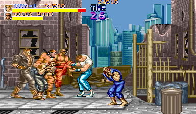 Final Fight (USA, set 1)