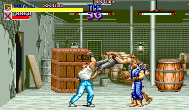Final Fight (USA, set 2)