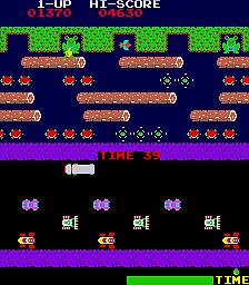 Frogger (Sega set 1)