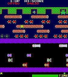 Frogger (Sega set 2)