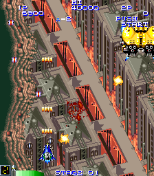 Final Star Force (US)