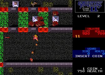 Gauntlet II (2 Players, rev 2)