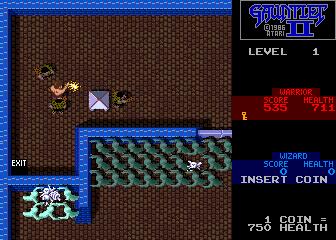 Gauntlet II (2 Players, rev 1)