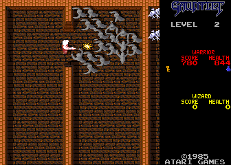 Gauntlet (2 Players, Japanese rev 2)