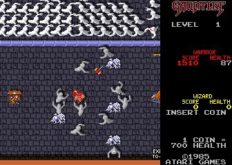 Gauntlet (2 Players, rev 3)