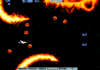 Gradius II - GOFER no Yabou (Japan Older ver.)