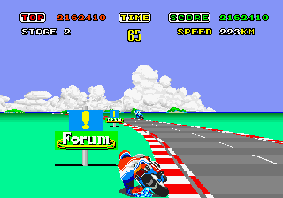 Hang-On (ride-on)