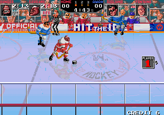 Hit the Ice (US) [Imperfect graphics]