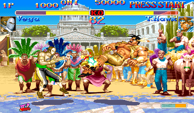 Hyper Street Fighter 2: The Anniversary Edition (040202 Asia)