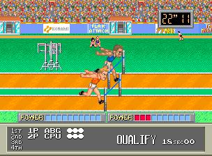 Hyper Sports Special (Japan)