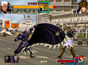 The King of Fighters 2001 Plus (set 2, bootleg / hack) [Bootleg]