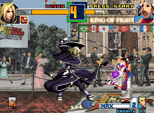 The King of Fighters 2001 Plus (set 1, bootleg / hack) [Bootleg]