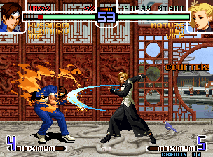 The King of Fighters 2002 Super (bootleg) [Bootleg]