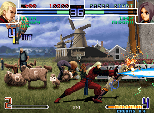 The King of Fighters 2002 Plus (bootleg set 1) [Bootleg]