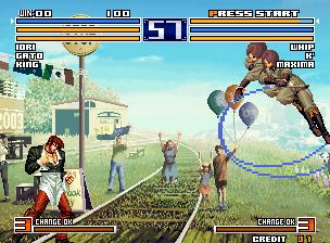 The King of Fighters 2004 Plus / Hero (bootleg) [Bootleg]