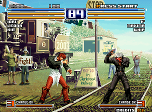 The King of Fighters 2004 Ultra Plus (bootleg) [Bootleg]