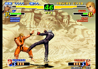 The King of Fighters 2000 (NGM-2570) (NGH-2570)