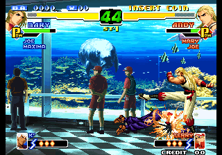The King of Fighters 2000 (not encrypted)