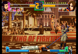 The King of Fighters 2001 (NGH-2621)